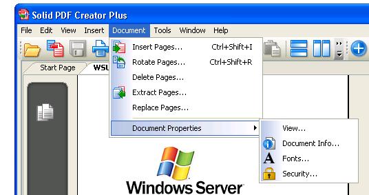 gratis pdf creator plus