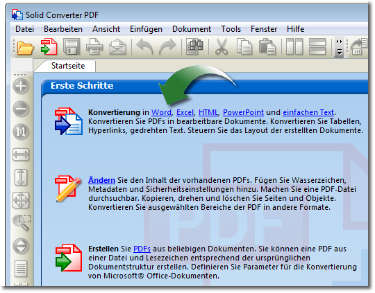 PDF In Word.