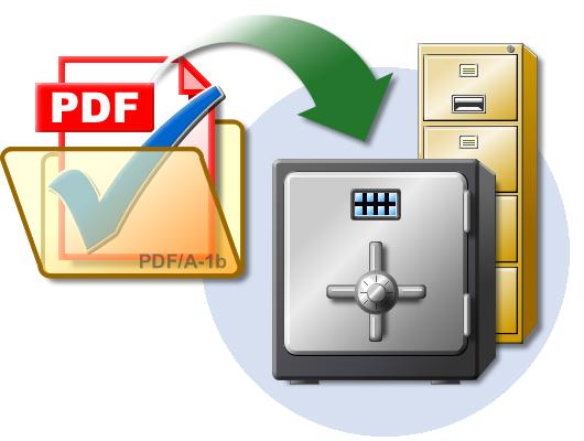 Formato Archivo PDF/A- PDF Diseñado para Archivo: Escanear