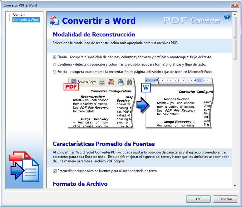 programas gratis para convertir pdf a word en español