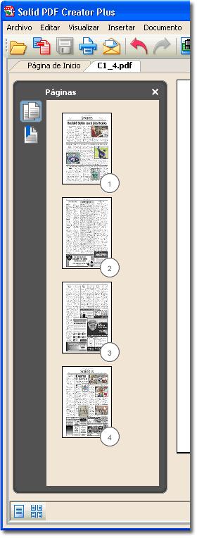 drag and drop pdf creator
