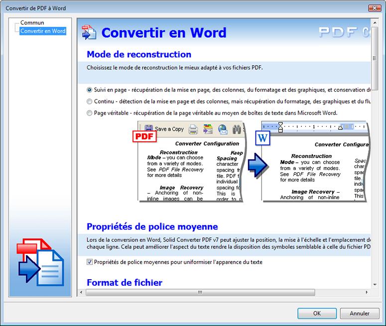 Comment <b>convertir</b> un fichier <b>PDF</b> en document <b>Word</b> ou texte ...