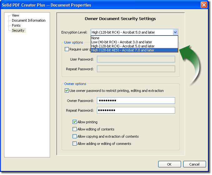 password protect pdf free adobe reader