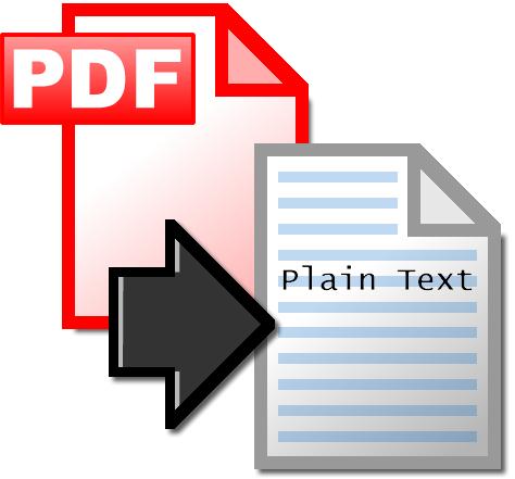conversor de txt para pdf