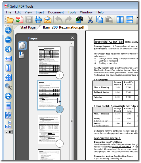 Document Moved: Rearrange Pages (Step 3): PDF Para Word, Conversor PDF