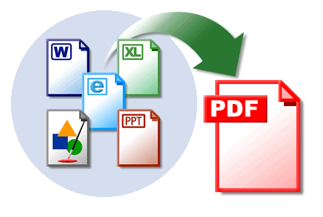 Oppretting av PDF filer