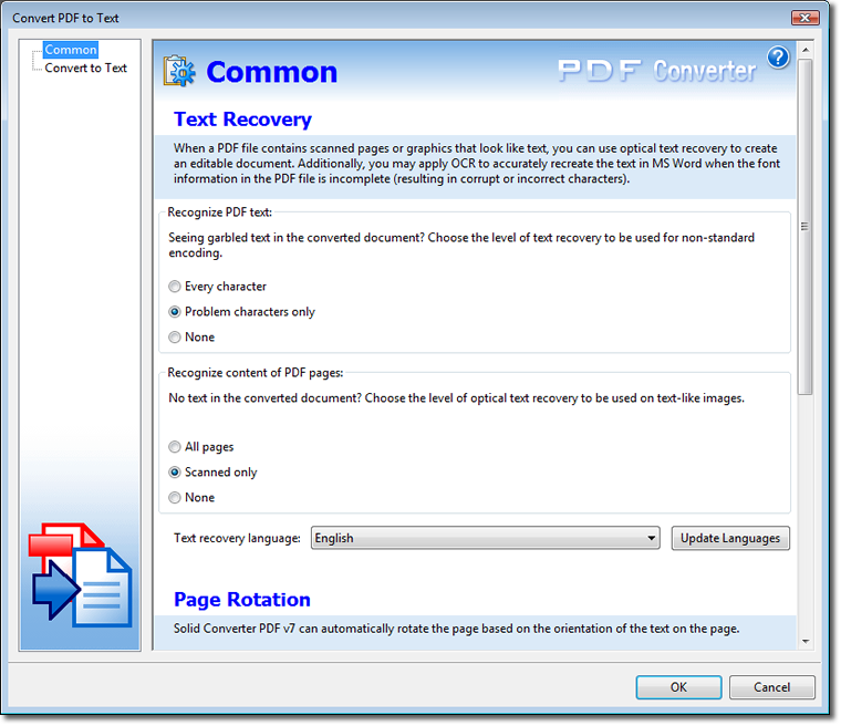 PDF to Text Convert PDF to Text Online