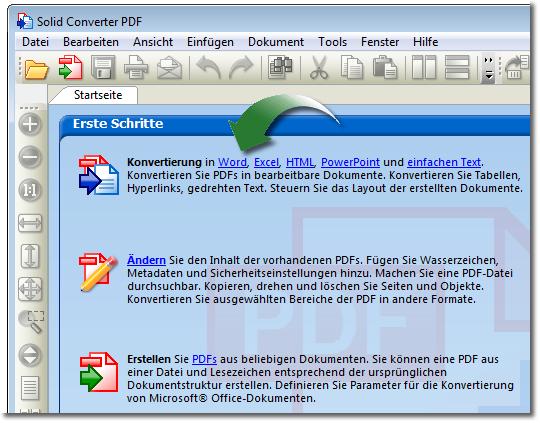pdf datei bearbeiten
