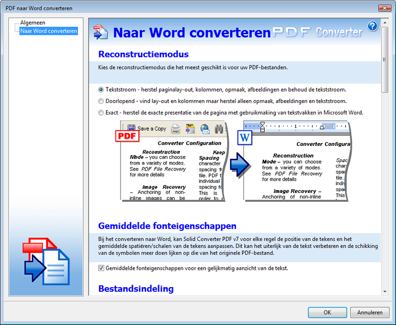 convert a3 word to pdf