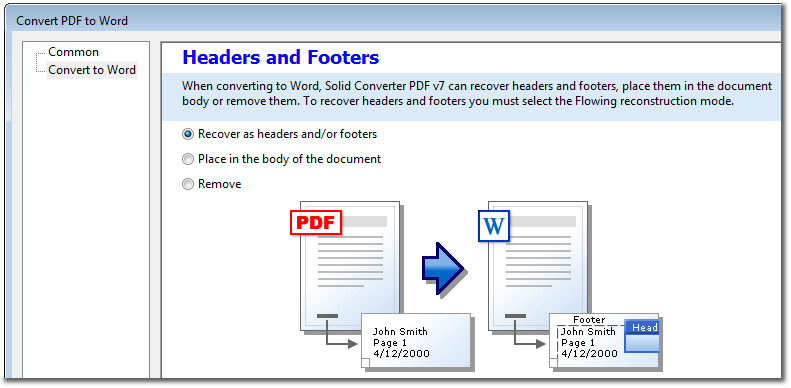 Convert PDF to Word- Getting Started: PDF Converter, PDF to DOC